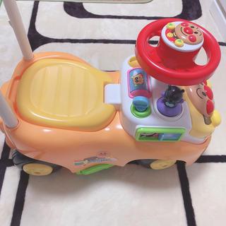 アガツマ(Agatsuma)のお値下中🐰アンパンマン よくばりビジーカー2(手押し車/カタカタ)
