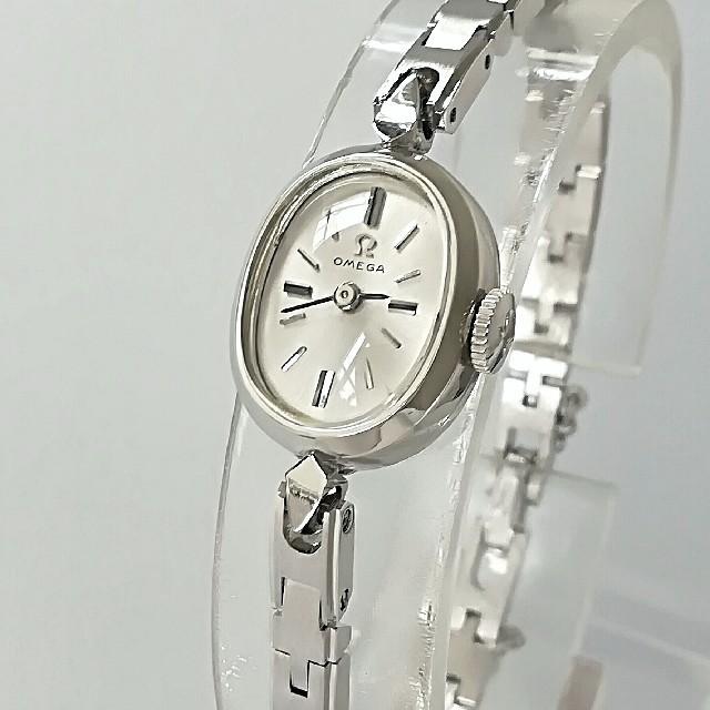 OMEGA - ⭐OH済 綺麗 オメガ K14WG 金張り 時計 レディース ウォッチ 美品の通販 by coco shop|オメガならラクマ