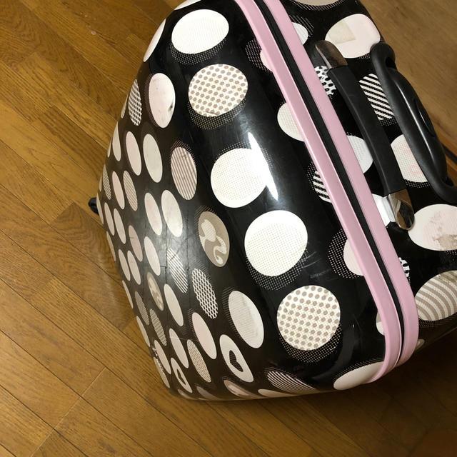 Barbie(バービー)のバービー キャリー レディースのバッグ(スーツケース/キャリーバッグ)の商品写真
