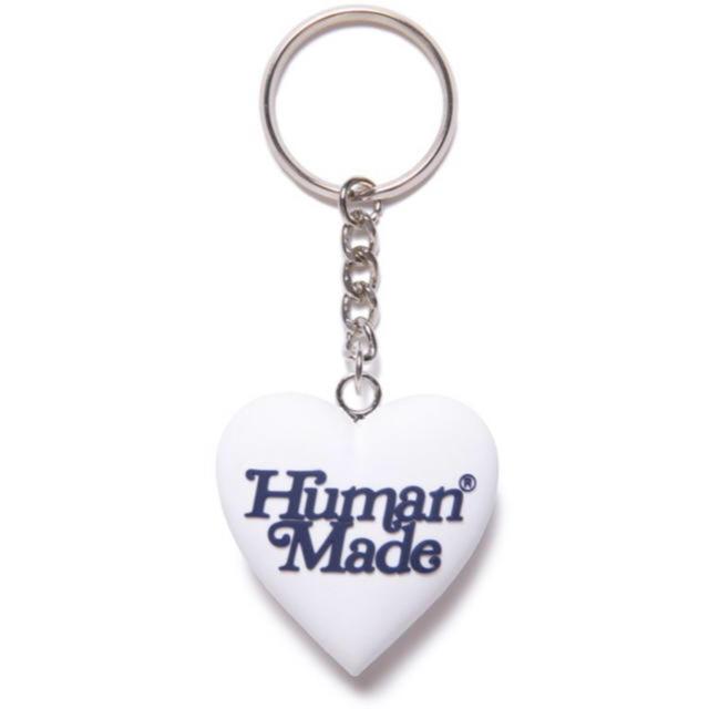 A BATHING APE(アベイシングエイプ)のヒューマンメイド キーホルダー メンズのファッション小物(キーホルダー)の商品写真