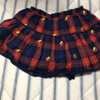 HYSTERIC MINI - ヒスミニ 刺繍スカート