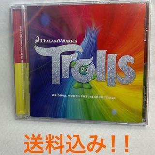 Trolls  CD 結婚式  新品 トロールズ