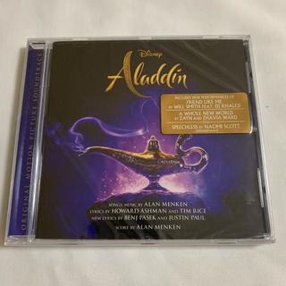 「アラジン」オリジナル・サウンドトラック 英語版