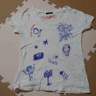 ローズバッド(ROSE BUD)のROSE BUD  Tシャツ(Tシャツ(半袖/袖なし))