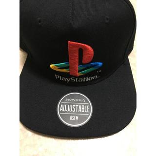 プレイステーション キャップ 帽子 PlayStation