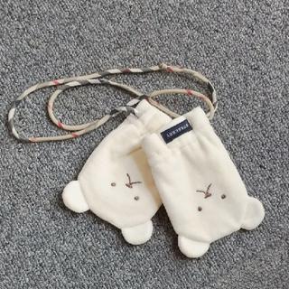 バーバリー(BURBERRY)のBURBERRY 新生児用手袋(手袋)