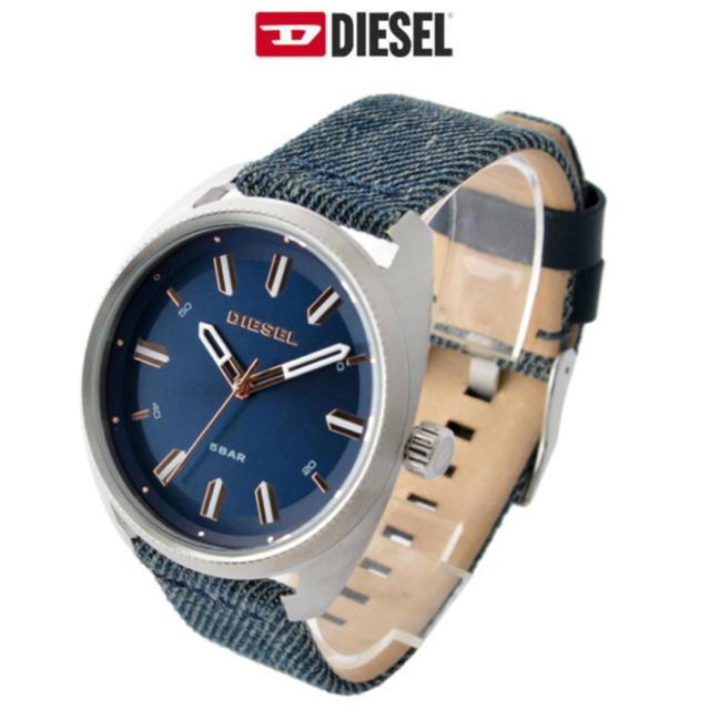 DIESEL - 【新品未使用】DIESEL ディーゼル/デニムベルト 腕時計の通販 by とくさん|ディーゼルならラクマ