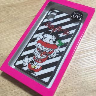 【iPhone X/XS】ヤナギダマサミ×ベティーブープ
