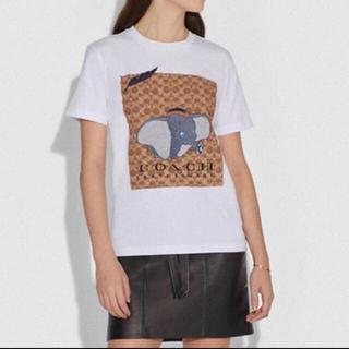コーチ(COACH)のcoach ダンボコラボ ティシャツ(Tシャツ(半袖/袖なし))