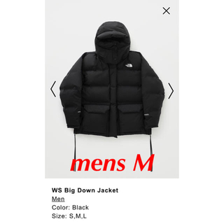 ハイク(HYKE)のHYKE THE NORTH FACE WS Big Down Jacket (ダウンジャケット)