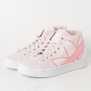 アディダス(adidas)の各サイズあり❤️希少‼️限定モデル❤️アディダス ロゴスニーカー ハイカット❤️(スニーカー)