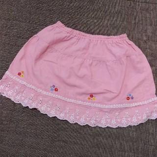 ミキハウス(mikihouse)のミキハウス スカート 90(スカート)