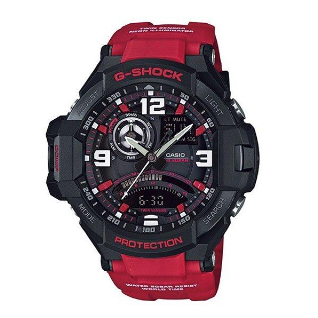 カシオ G-SHOCK メンズ 時計 GA-1000-4Bの通販 by いちごみるく。's shop|ラクマ