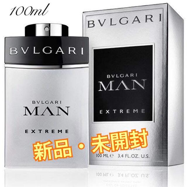 BVLGARI(ブルガリ)のブルガリ(BVLGARI) マン エクストレーム EDT 100ml コスメ/美容の香水(香水(男性用))の商品写真