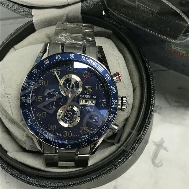 TAG Heuer - TAG HEUER タグ ホイヤー時計メンズWPL0423ランクAの通販 by fhkkuiusd's shop|タグホイヤーならラクマ