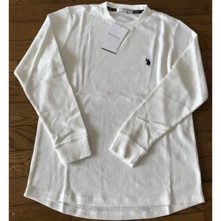 ポロラルフローレン(POLO RALPH LAUREN)のUS POLO ASSNメンズロングTシャツ(Tシャツ/カットソー(七分/長袖))