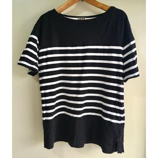 ジュンレッド(JUNRED)のJUNRed ボーダー シャツ(Tシャツ/カットソー(半袖/袖なし))