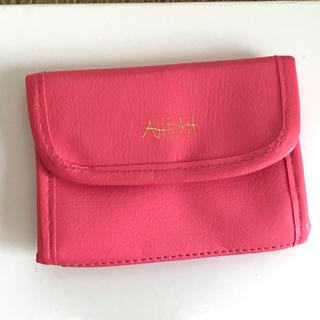 アーカー(AHKAH)のAHKAHミニ財布(財布)