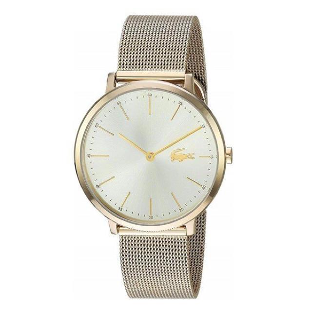 ラコステ ユニセックス MOON 時計 2001000 の通販 by いちごみるく。's shop|ラクマ
