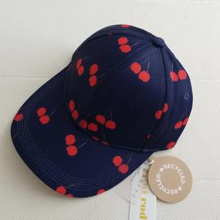 コドモビームス(こども ビームス)の2019AW♥️MINI RODINI さくらんぼ キャップ CAP 帽子(帽子)
