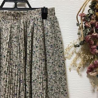 レイカズン(RayCassin)のRay Cassin 花柄スカート(ロングスカート)