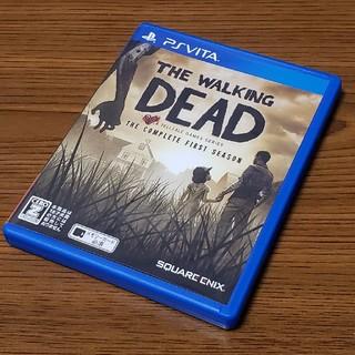 プレイステーションヴィータ(PlayStation Vita)のPS Vita ウォーキング・デッド WALKING DEAD(携帯用ゲームソフト)