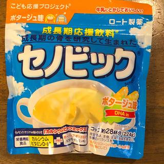 ロートセイヤク(ロート製薬)のセノビック ポタージュ味 ③(その他)