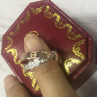 カルティエ(Cartier)のカルティエ リング 7号(リング(指輪))
