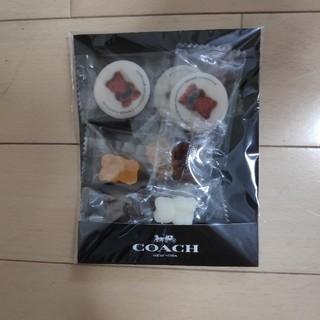 コーチ(COACH)の非売品 レア COACH コーチ グミキャンディー お菓子 (菓子/デザート)