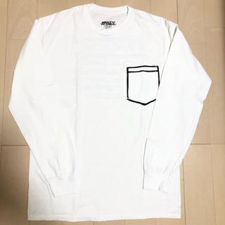 トゥエンティーフォーカラッツ(24karats)の24karats ×  JOSHUA コラボ L/S  TEE(Tシャツ/カットソー(七分/長袖))