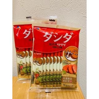 コストコ(コストコ)のコストコ ダシダ 2袋【~9/23までSALE品】(調味料)