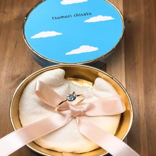 ツモリチサト(TSUMORI CHISATO)のツモリチサト ☆ ネコリング 13号(リング(指輪))