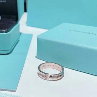 ティファニー(Tiffany & Co.)の✨ローズゴールド🎉 レディース 指輪 Tiffany& Co. 超美品(リング(指輪))