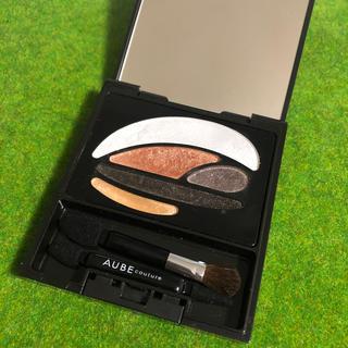 オーブクチュール(AUBE couture)のオーブクチュール デザイニングインプレッションアイズ554 アイシャドウ(アイシャドウ)