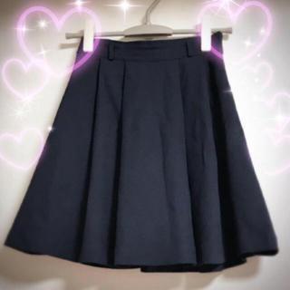 ByeBye - Bye Bye ❤︎ ネイビー スカート