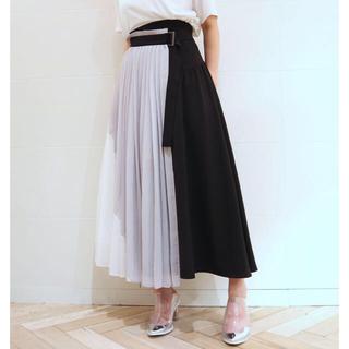 アウラアイラ(AULA AILA)の2019ss 即完売商品 ラップスカート(ロングスカート)