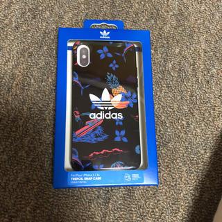 アディダス(adidas)のadidas iPhoneケースxs(iPhoneケース)