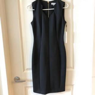カルバンクライン(Calvin Klein)のCalvin Klein dress☆ カルバンクライン ワンピース US4(ひざ丈ワンピース)