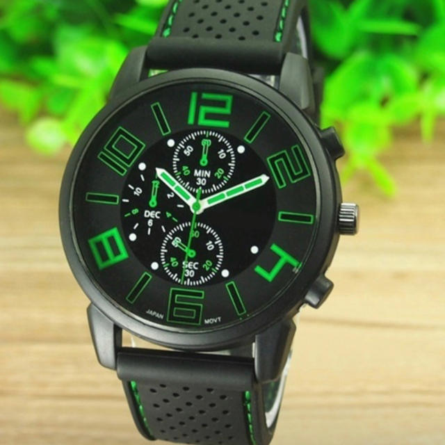 メンズ ファッション 時計 腕時計 オシャレの通販 by Amber's shop|ラクマ