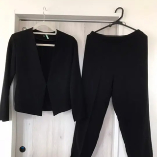 アイシービー(ICB)のicb パンツスーツ セット(スーツ)