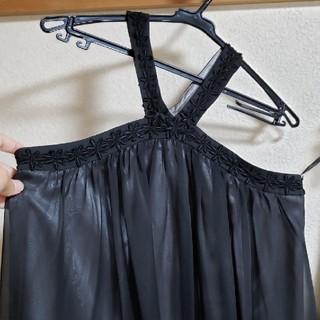 アクアガール(aquagirl)のCELTICのホルターネックドレス 日本製(その他ドレス)