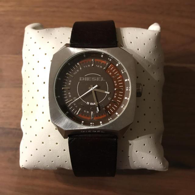 DIESEL - diesel dz-1272 腕時計 ディーゼル メンズ 革ベルトの通販 by とぎやん's shop|ディーゼルならラクマ