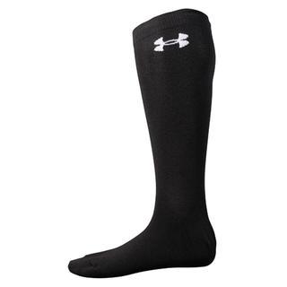 アンダーアーマー(UNDER ARMOUR)のアンダーアーマー ブラック SM ベースボール ソックス 靴下 野球 ソフト(ウェア)