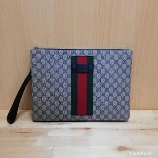 Gucci - グッチ GGスプリーム クラッチバッグ セカンドバッグ