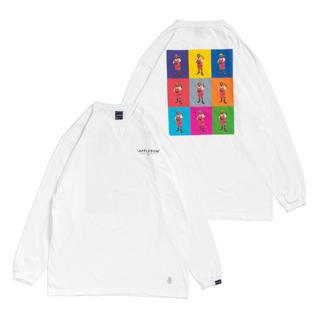 """アップルバム(APPLEBUM)の""""WORM BOYZ"""" L/S T-shirt ステッカーセット(Tシャツ/カットソー(七分/長袖))"""