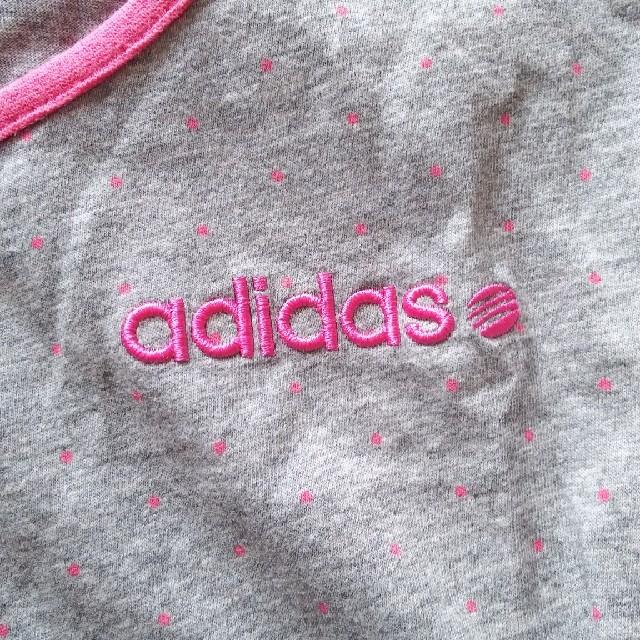 adidas(アディダス)のadidas 長袖シャツ レディースのトップス(Tシャツ(長袖/七分))の商品写真