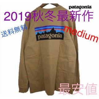patagonia - 新品  パタゴニア・ロングスリーブ・P-6ロゴ・レスポンシビリティー