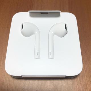 アイフォーン(iPhone)のiPhone♡イヤホン♡正規品♡新品未使用(ヘッドフォン/イヤフォン)