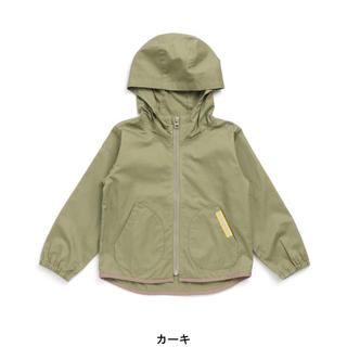 BREEZE - BREEZE★フード付きジップジャケット