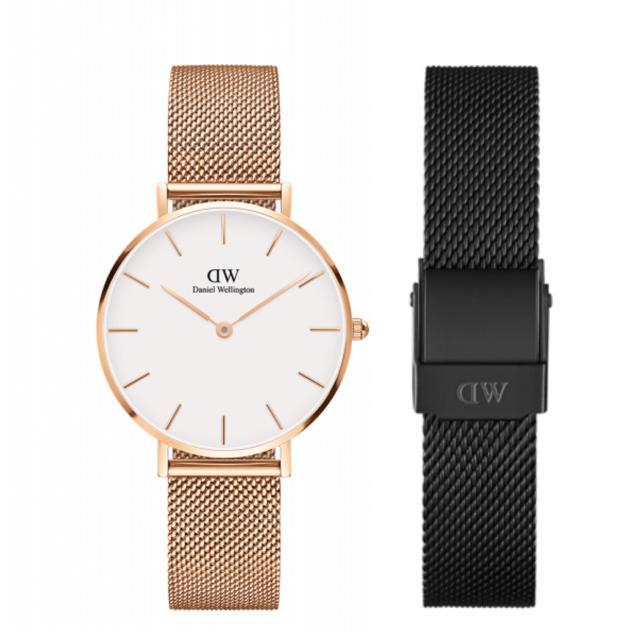 Daniel Wellington - 【32㎜】ダニエル ウェリントン腕時計 DW163+ベルトSET《3年保証付》の通販 by wdw6260|ダニエルウェリントンならラクマ